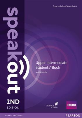 خرید کتاب انگليسی Speakout Upper-Intermediate 2nd (SB+WB+2DVD)