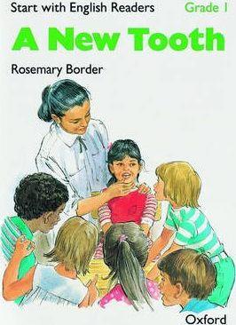 خرید کتاب انگليسی Start With English 1-A New Tooth
