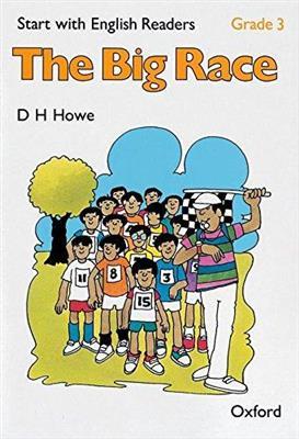 خرید کتاب انگليسی Start With English 3-The Big Race