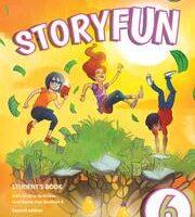 خرید کتاب انگليسی Storyfun for 6 Students Book+CD