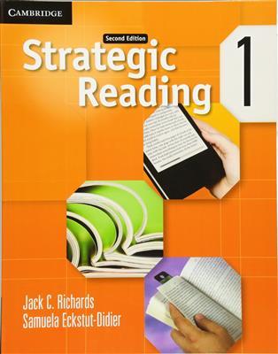 خرید کتاب انگليسی Strategic Reading 1 (2nd)