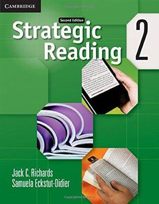 خرید کتاب انگليسی Strategic Reading 2 (2nd)