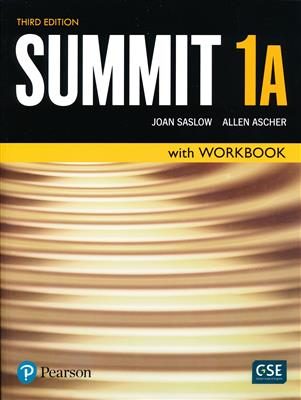 خرید کتاب انگليسی Summit 1A (3rd) SB+WB+CD