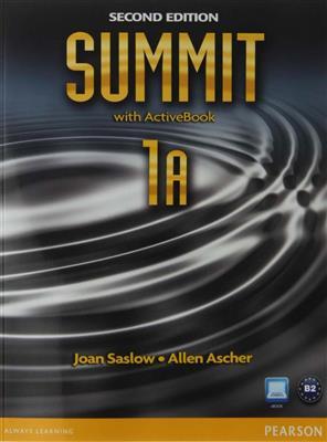 خرید کتاب انگليسی Summit 1A(2nd) S.B+W.B+CD