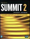 خرید کتاب انگليسی Summit 2 (3rd) Teachers book+DVD