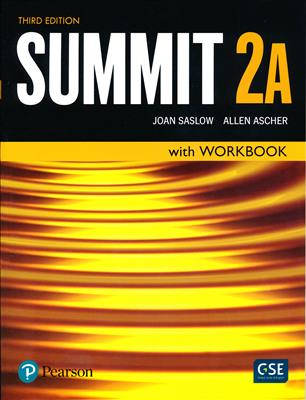 خرید کتاب انگليسی Summit 2A (3rd) SB+WB+CD