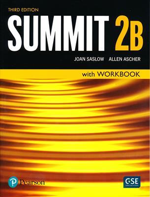 خرید کتاب انگليسی Summit 2B (3rd) SB+WB+CD