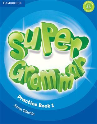 خرید کتاب انگليسی Super Grammar 1