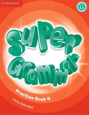 خرید کتاب انگليسی Super Grammar 4