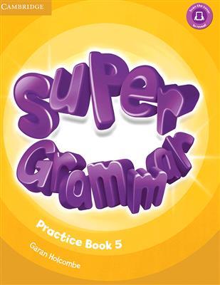 خرید کتاب انگليسی Super Grammar 5