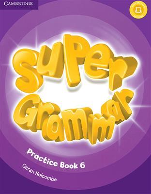 خرید کتاب انگليسی Super Grammar 6