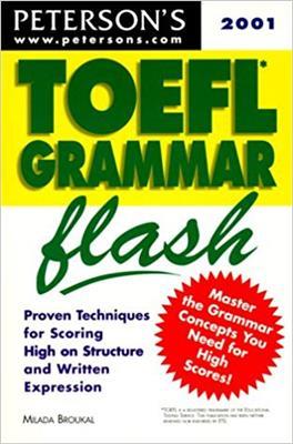 خرید کتاب انگليسی TOEFL Grammar Flash