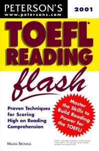 خرید کتاب انگليسی TOEFL Reading Flash