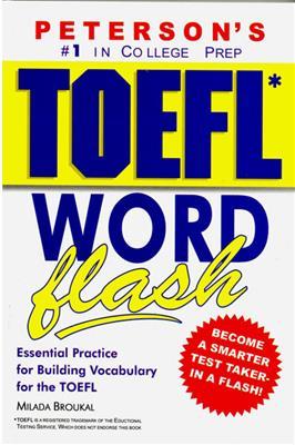 خرید کتاب انگليسی TOEFL Word Flash
