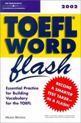 خرید کتاب انگليسی TOEFL Word Flash Reading