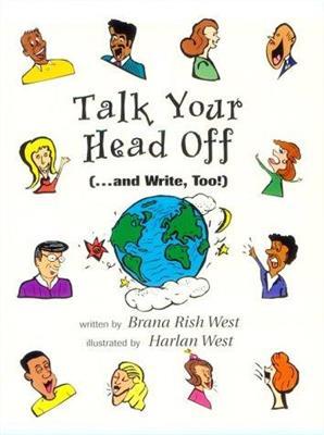 خرید کتاب انگليسی Talk Your Head off