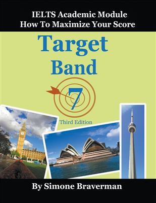 خرید کتاب انگليسی Target Band 7-IELTS Academic Module 3rd -Braverman