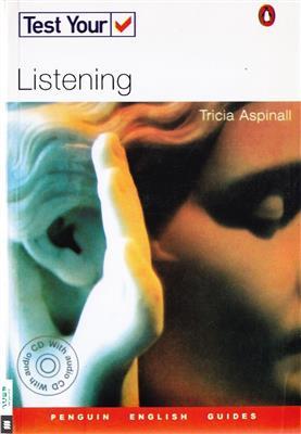 خرید کتاب انگليسی Test Your Listening Book + CD