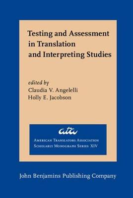خرید کتاب انگليسی Testing and Assessment in Translation and Interpreting Studies