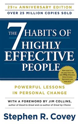 خرید کتاب انگليسی The 7 Habits of Highly Effective People