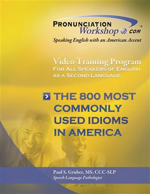خرید کتاب انگليسی The 800 Most Commonly Used Idiom in America