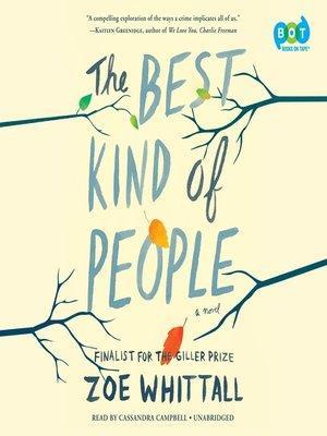 خرید کتاب انگليسی The Best Kind of People - Full Text