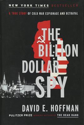 خرید کتاب انگليسی The Billion Dollar Spy-Full Text