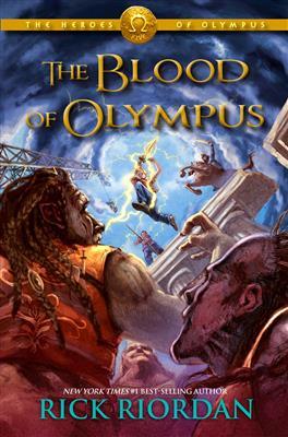 خرید کتاب انگليسی The Blood of Olympus-Heroes of Olympus-book5-Full Text