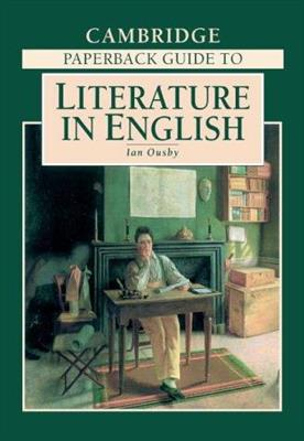 خرید کتاب انگليسی The Cambridge Paperback Guide to Literature in English-Ousby