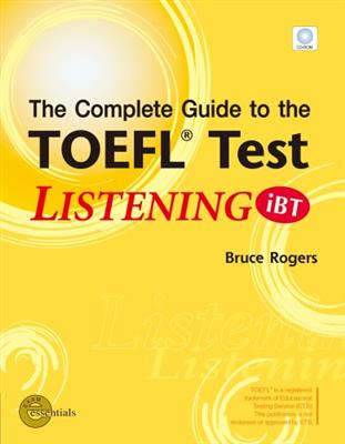 "خرید کتاب انگليسی The Complet Guide to the TOEFL Test ""LISTENING"""