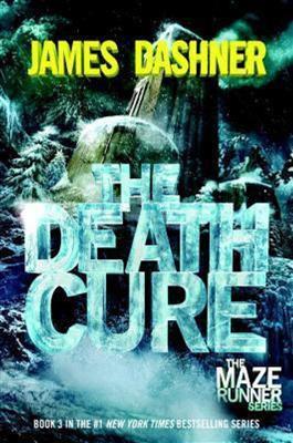 خرید کتاب انگليسی The Death Cure-Book3-Full Text