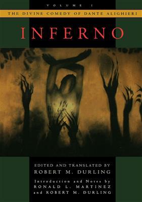 خرید کتاب انگليسی The Divine Comedy of Dante Alighieri: V.1: Inferno ایتالیایی انگلیسی