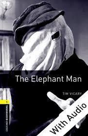 خرید کتاب انگليسی The Elephant Man : Level 1