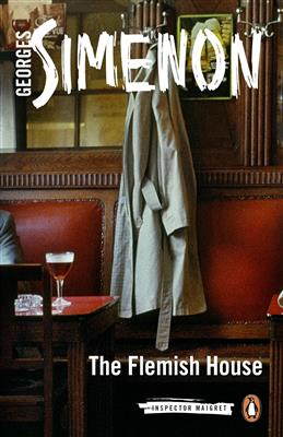 خرید کتاب انگليسی The Flemish House (Inspector Maigret)