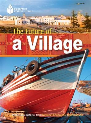 خرید کتاب انگليسی The Future of a Village + CD