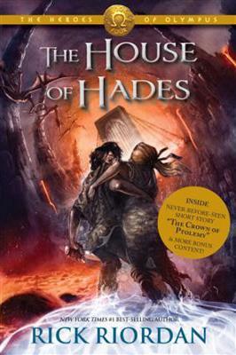 خرید کتاب انگليسی The House of Hades-Heroes of Olympus-book4-Full Text
