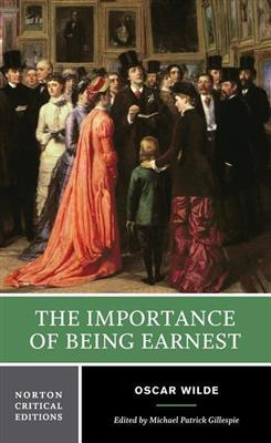 خرید کتاب انگليسی The Importance of Being Earnest-Norton Critical-Full Text