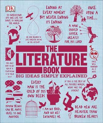 خرید کتاب انگليسی The Literature Book