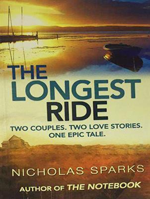 خرید کتاب انگليسی The Longest Ride-Full Text