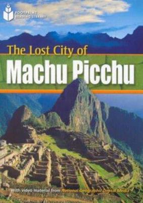 خرید کتاب انگليسی The Lost City of Machu Picchu story+DVD