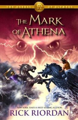 خرید کتاب انگليسی The Mark Of Athena-Heroes of Olympus-book3-Full Text