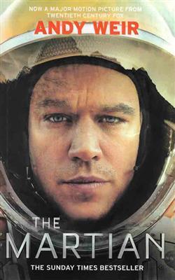 خرید کتاب انگليسی The Martian