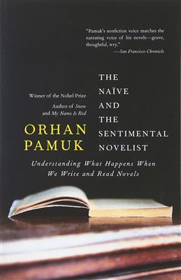 خرید کتاب انگليسی The Naive and the Sentimental Novelist-Full Text