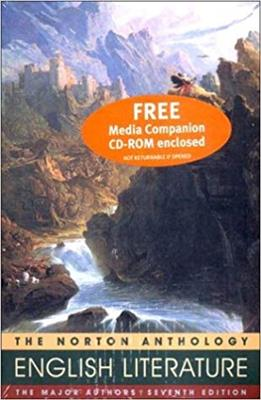 خرید کتاب انگليسی The Norton Anthology of English Litterature + CD اورجینال