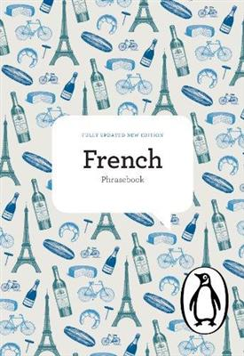 خرید کتاب انگليسی The Penguin French Phrasebook : Fourth Edition