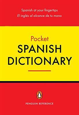 خرید کتاب انگليسی The Penguin Pocket Spanish Dictionary: Spanish at Your Fingertips