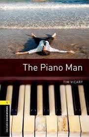 خرید کتاب انگليسی The Piano Man : Level 1