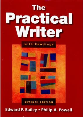 خرید کتاب انگليسی The Practical Writer with Readings 7th