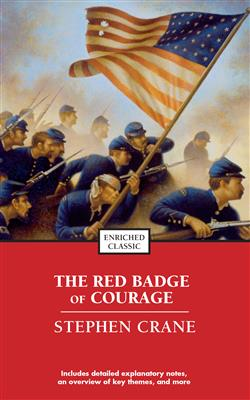 خرید کتاب انگليسی The Red Badge of Courage-Full Text