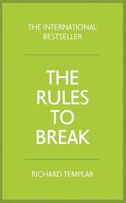 خرید کتاب انگليسی The Rules To Break-Templar